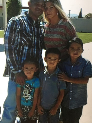 Jacob & Family At Church