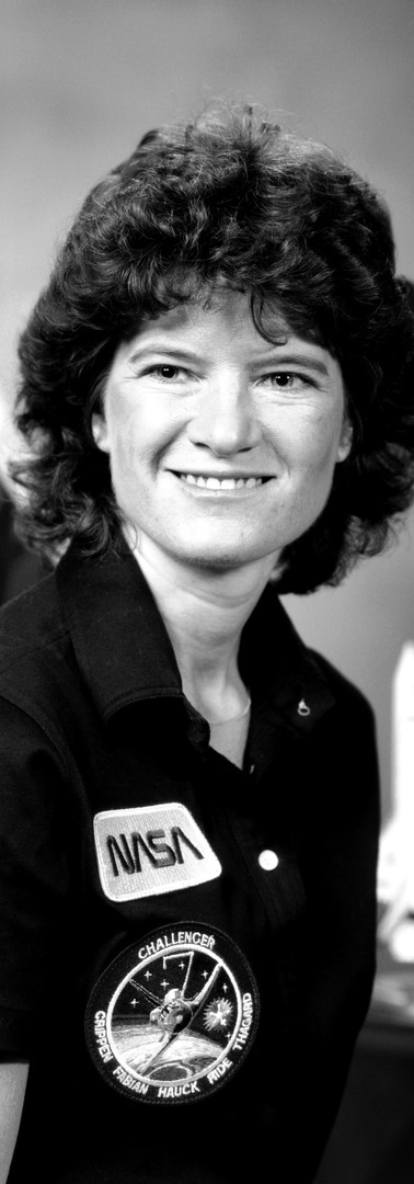 Sally Ride (1951-2012)