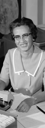 Katherine Johnson (1918-2020)