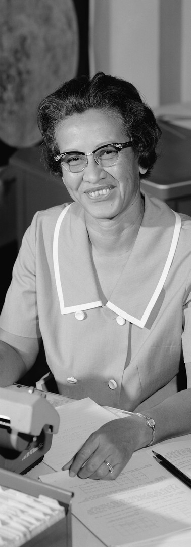 Katherine Johnson (1918-2020)