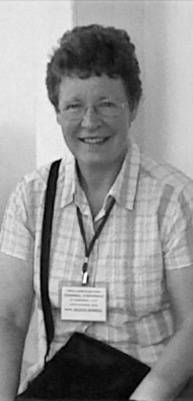 Jocelyn Bell Burnell (1943-Present)
