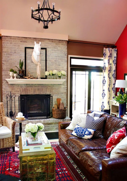 red family room2