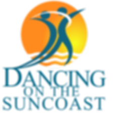 Dancing on the Suncoast Clear Logo