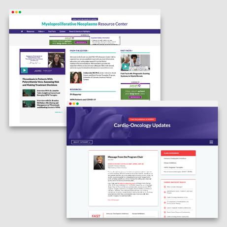 Multi Page Websites