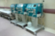 Dialysis machines medical office cleaning