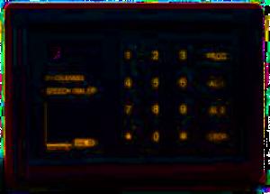 COMUNICADOR TELEFONICO VISONIC