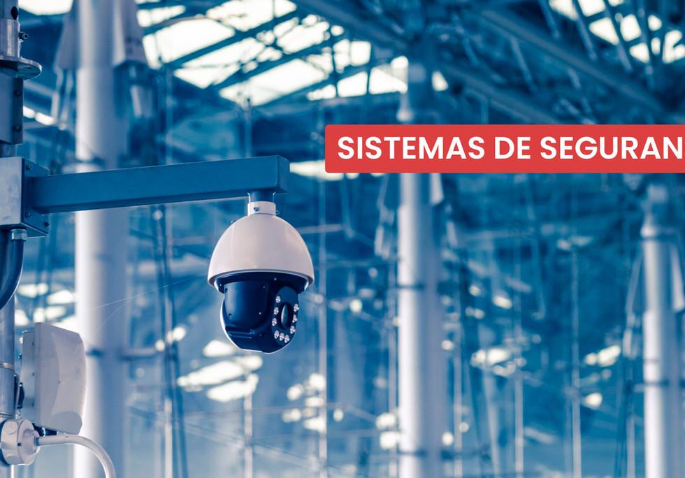 sistemas de segurança
