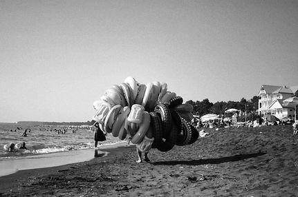 Gerogian beach