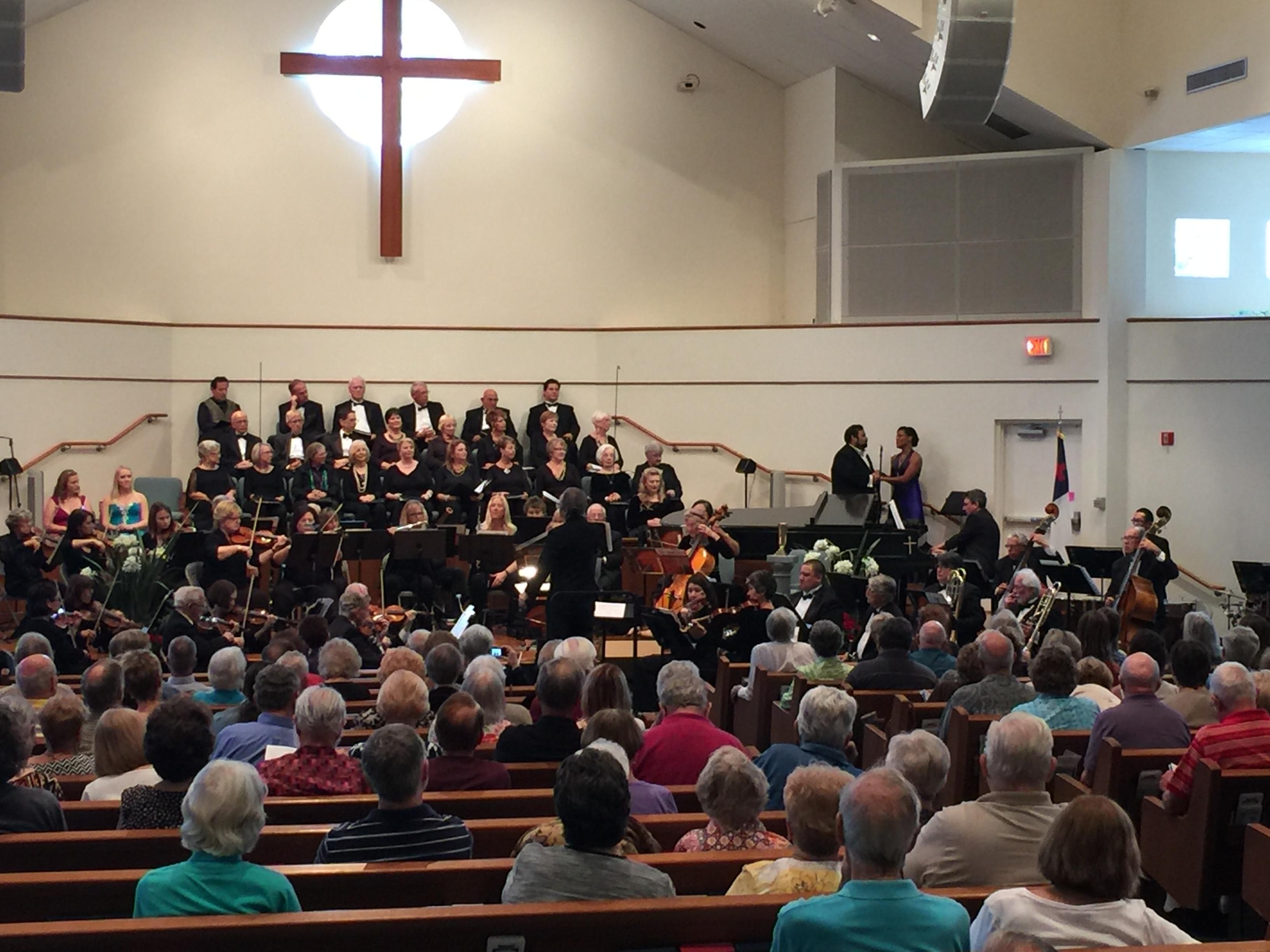 Anna Marie Island Orchestra & Chorus