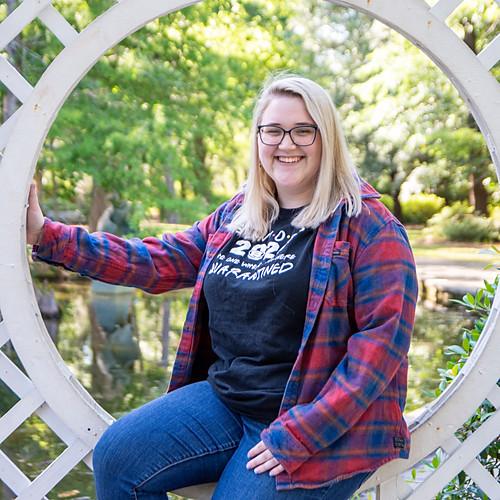 Hannah 2020 Senior