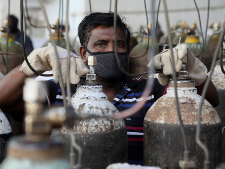 India's COVID Crisis is a Global Crisis