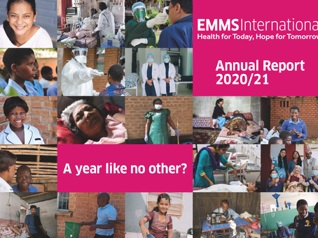 Annual Report 2020-21: A year like no other?