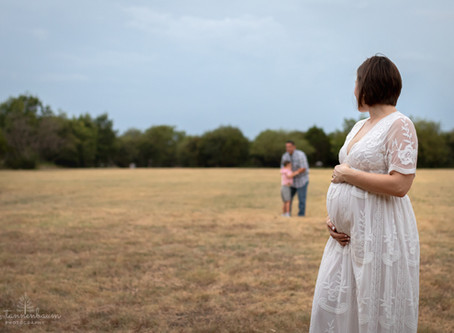 Summer Maternity Session