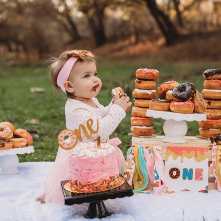 Donuts & Cake Smash