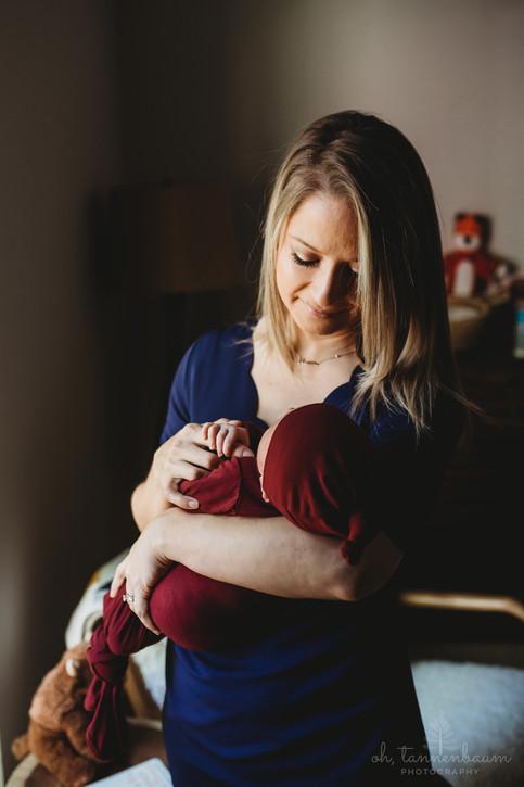 in-home newborn session_oh tannenbaum ph
