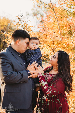Fall Family Photography Session in Helotes, Texas by Oh, Tannenbaum Photography