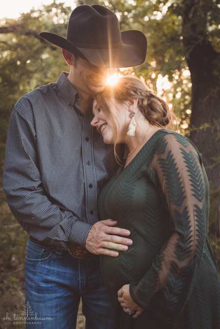 TexasMaternitySession_OhTannenbaumPhotography