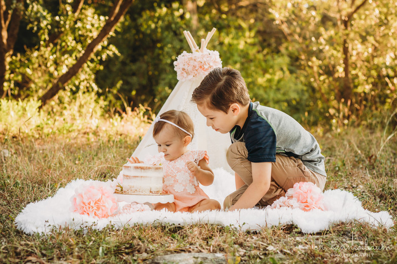 ChildrensPortraits_CakeSmash_OhTannenbau