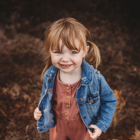 What to Expect at Your Child's Portrait Session