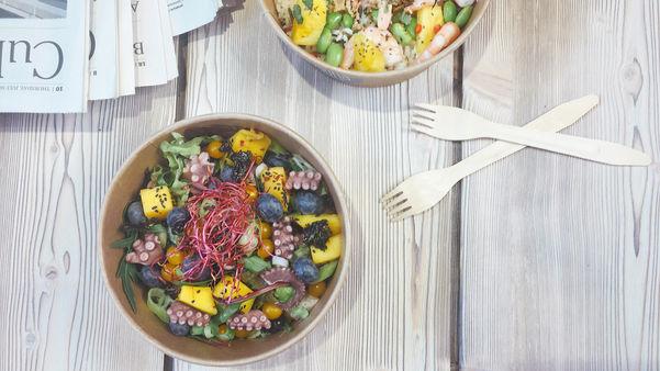 Aloha POKE, Poke-Bowl, Fresh, Healthy, Streetfood