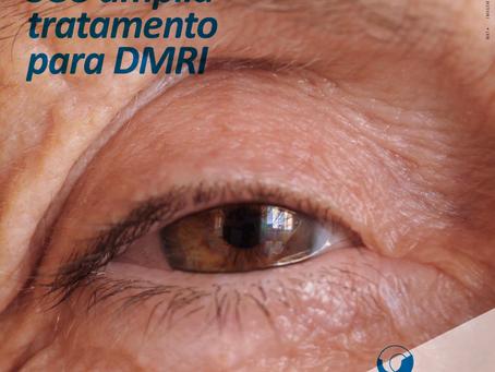 SUS oferece novo tratamento para pacientes com degeneração macular