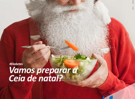 Ceia de Natal para Diabéticos