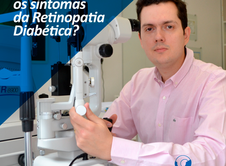 Diabetes compromete a saúde da retina.