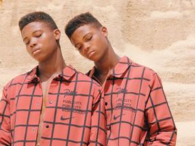 Conheça Stephen Tayo, talentoso fotógrafo de gêmeos