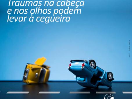 Maio Amarelo: Aprenda a ajustar os retrovisores para reduzir os pontos cegos no trânsito