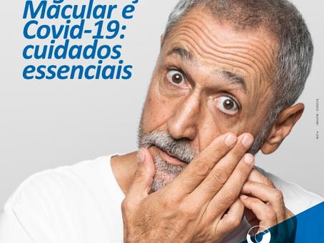 Degeneração macular e Coronavírus: cuidados essenciais