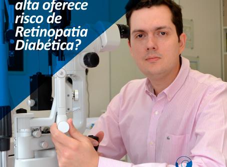 Glicose alta? Conheça os riscos oftalmológicos.