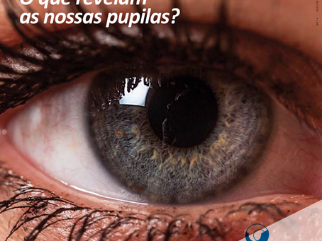 Por que que a pupila se dilata quando você está apaixonado?
