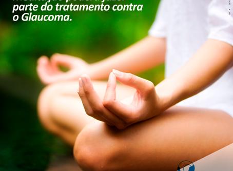 Meditação poderá fazer parte do tratamento contra o Glaucoma