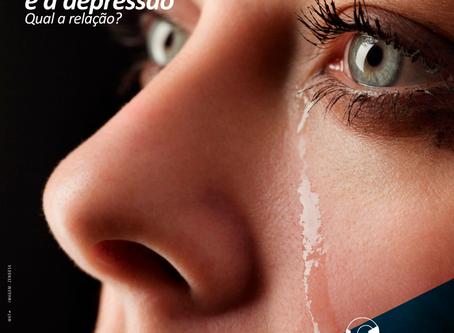 Doenças oculares podem estar relacionadas à depressão?