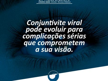 Conjuntivite viral