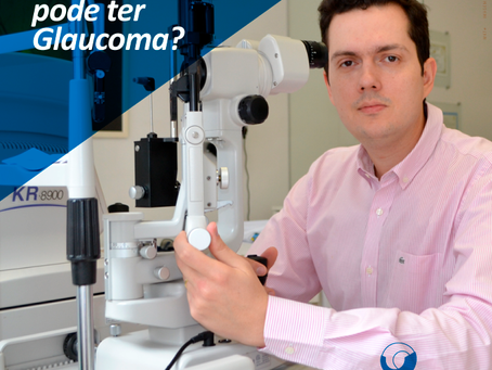 Glaucoma na infância.
