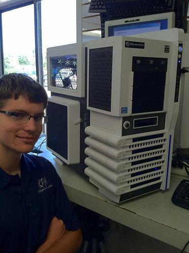 KPM Custom Built Computer System