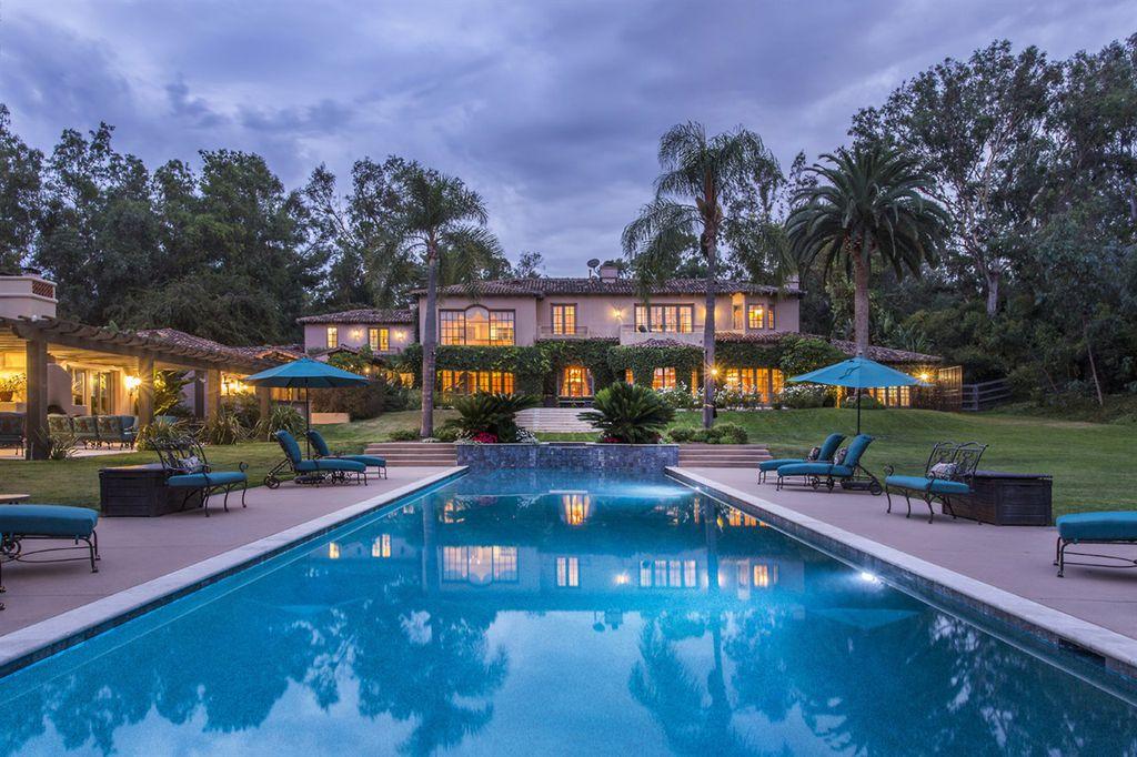 $6,595,000 Rancho Santa Fe