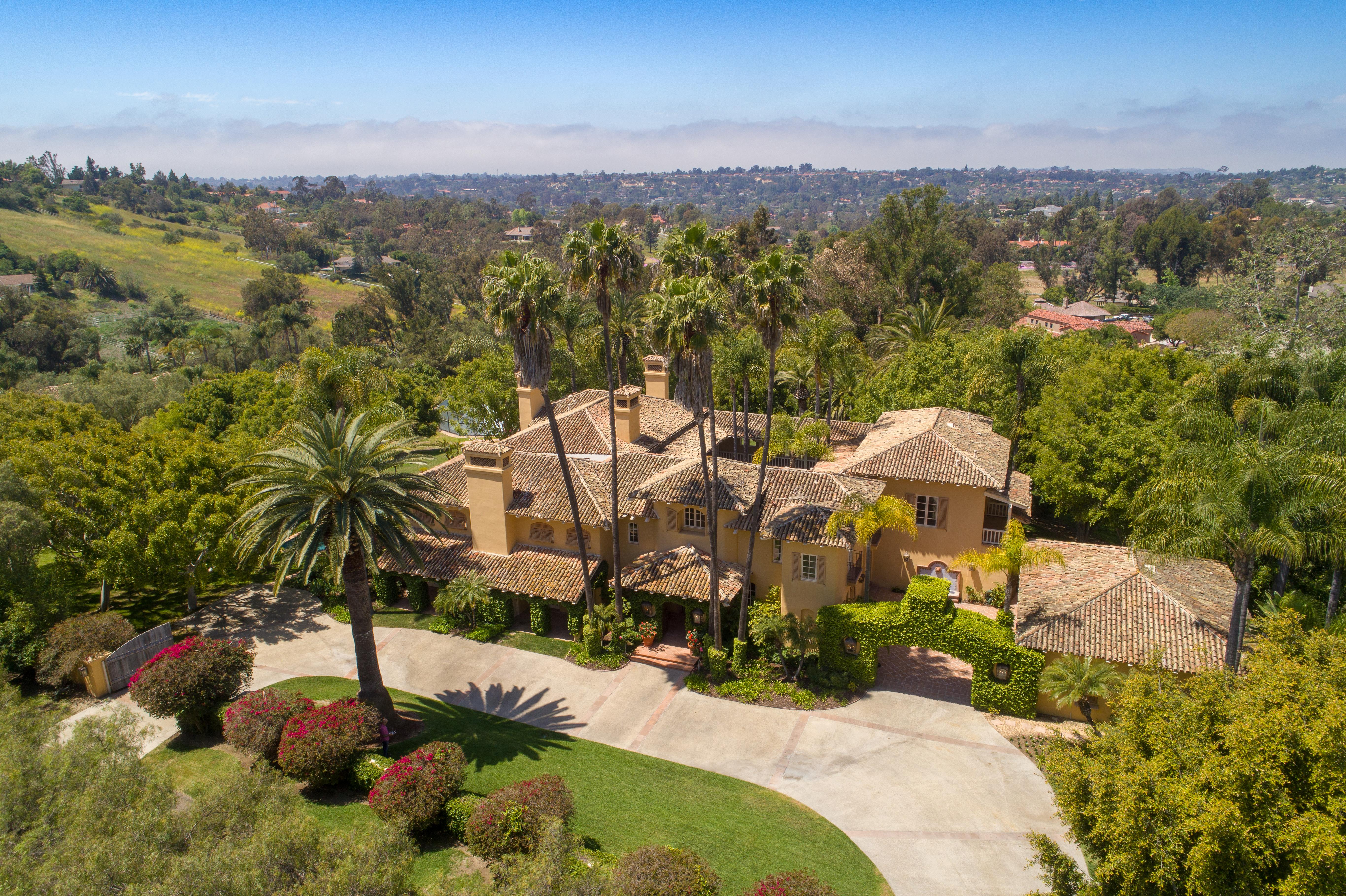 $3,995,000 Rancho Santa Fe