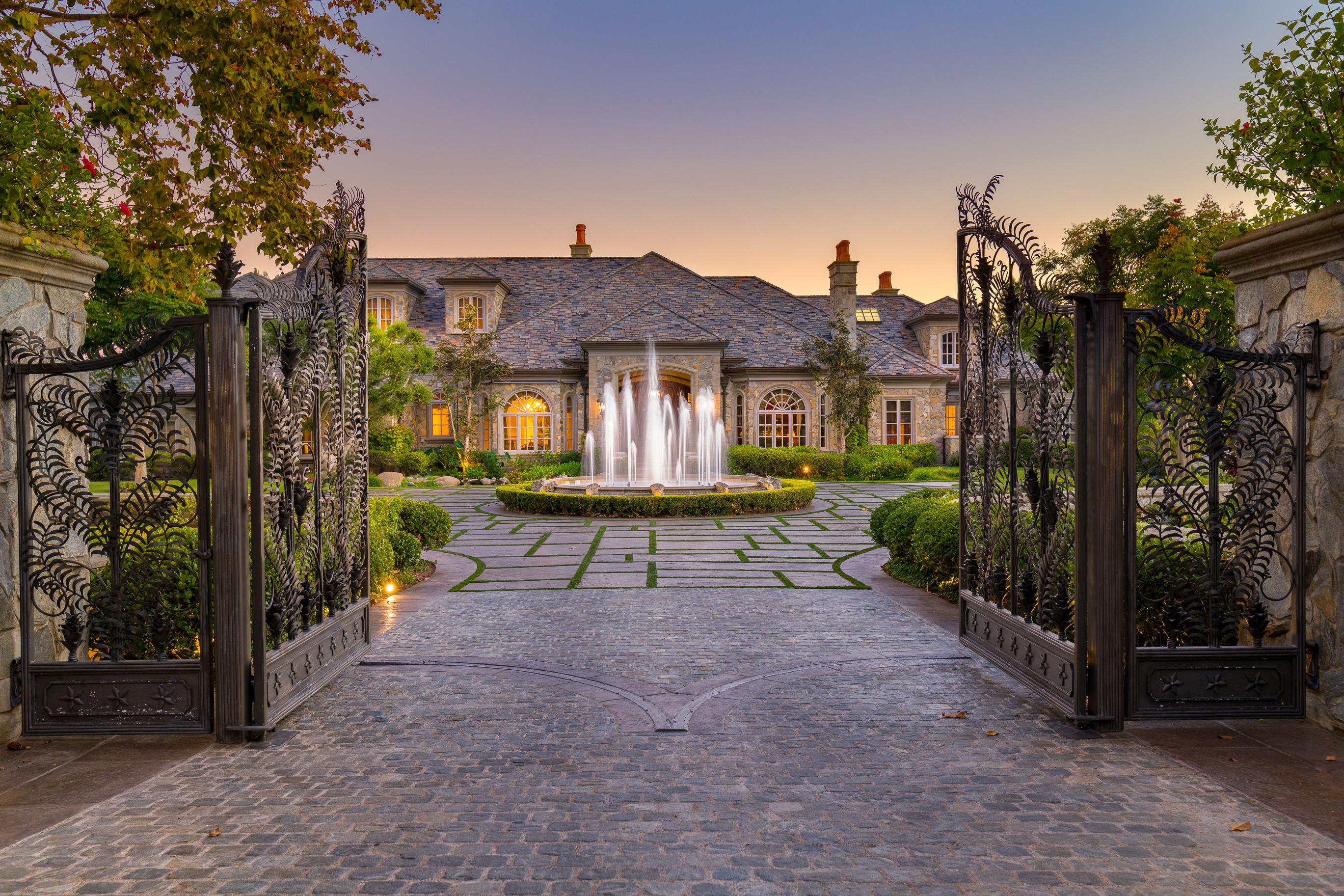 $15,500,000 Rancho Santa Fe