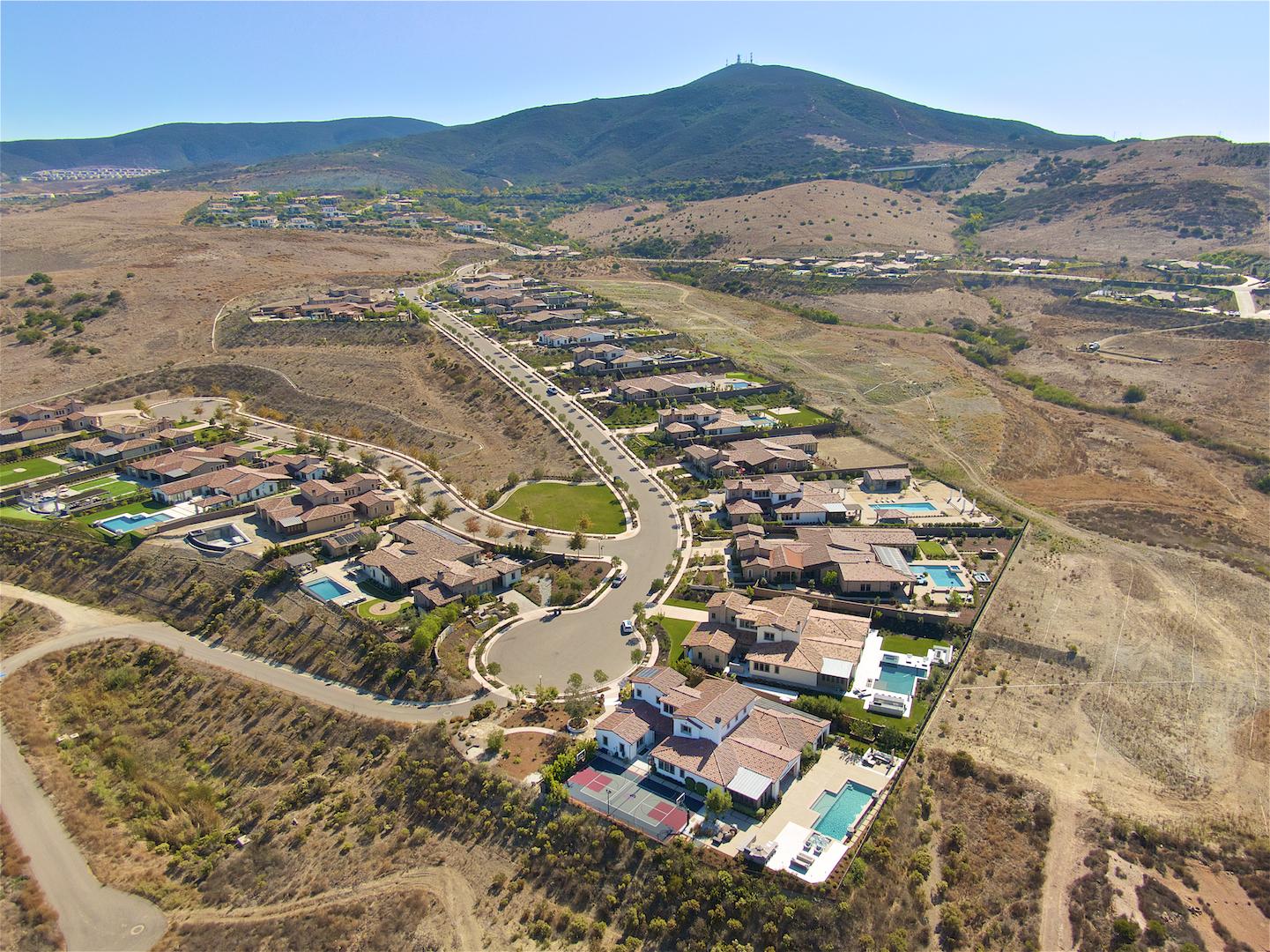 Valle Del Sur Ct Aerials 11