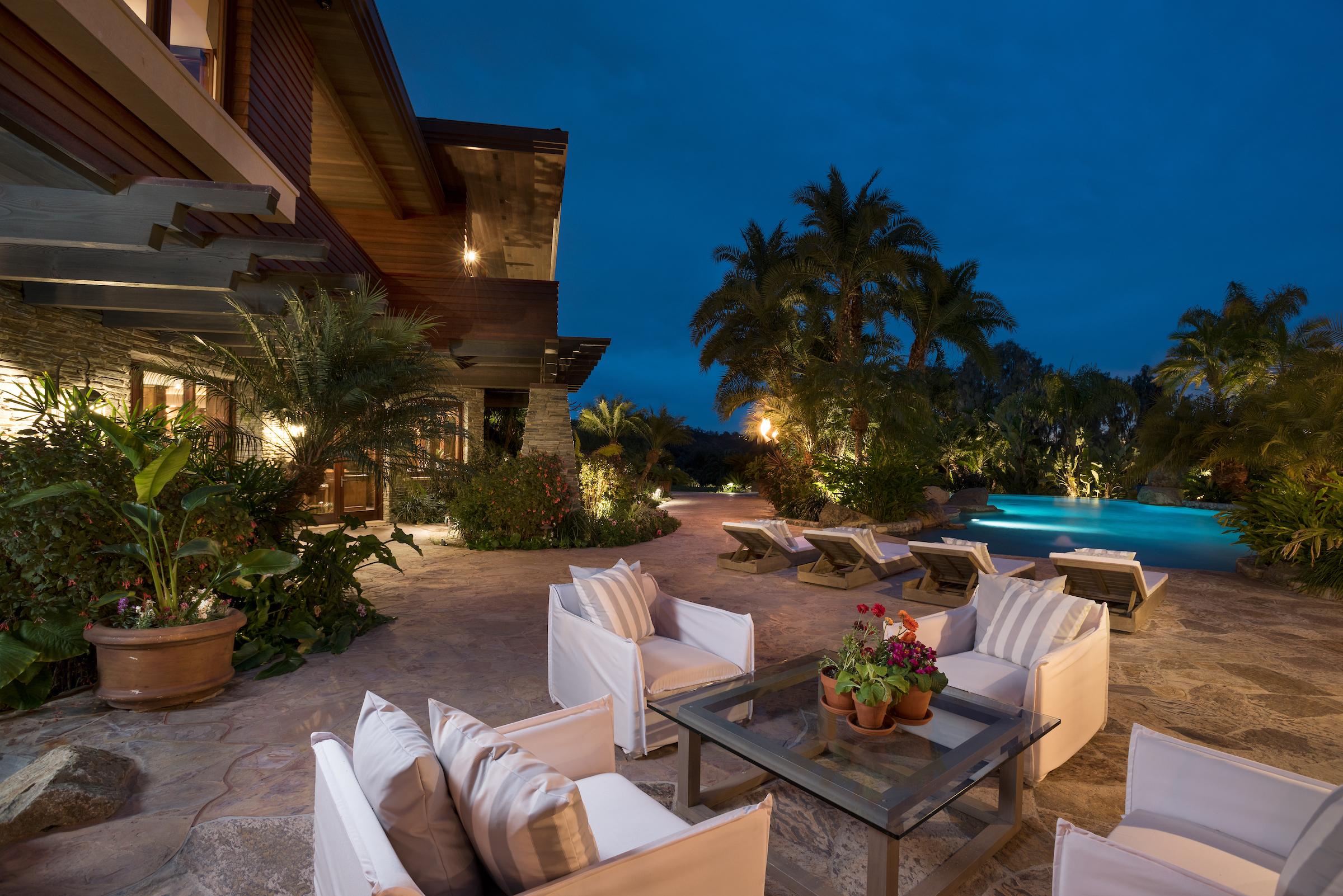 $15,950,000 Rancho Santa Fe
