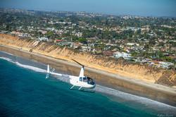 La Jolla Helicopter Flight