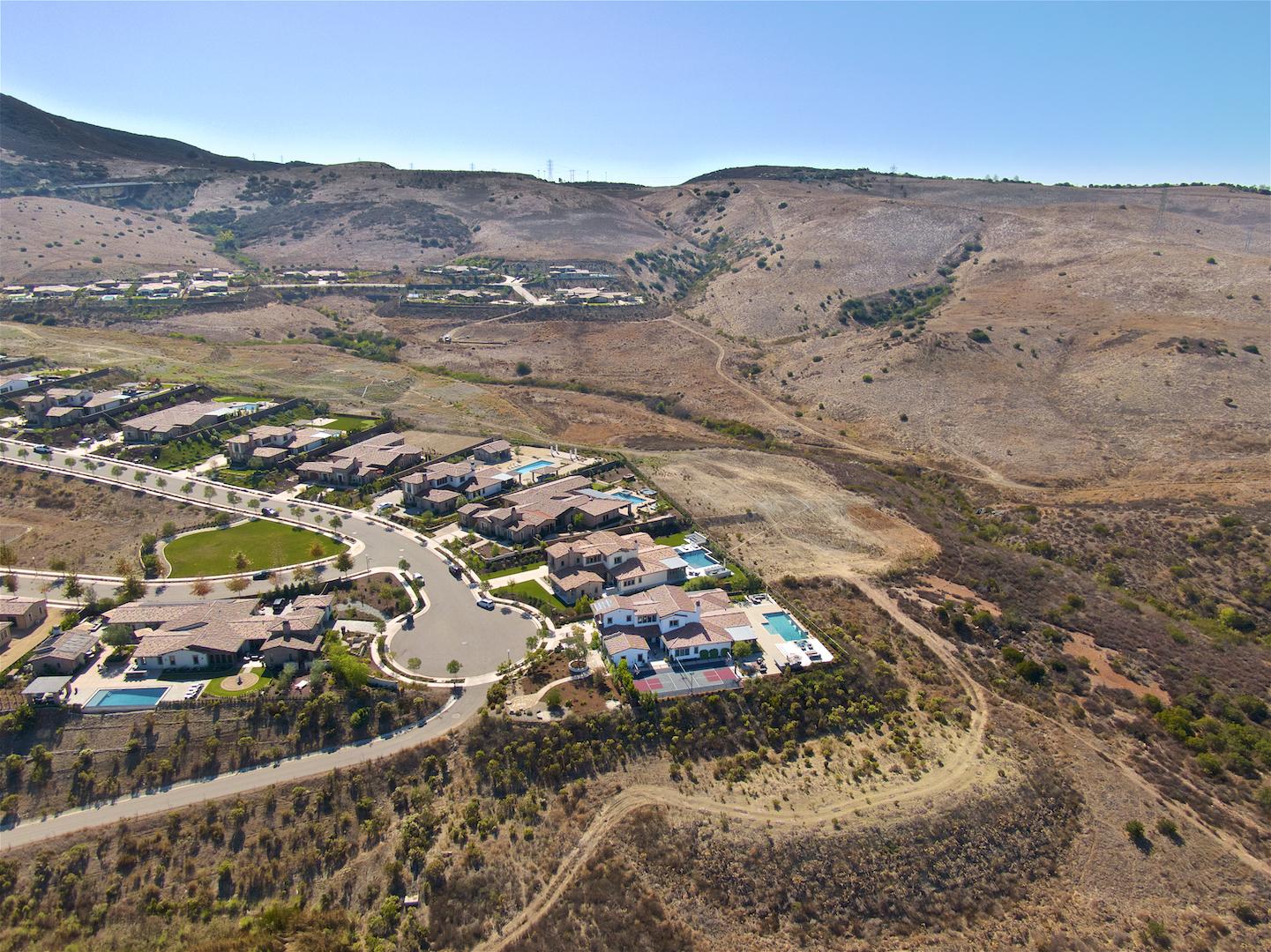 Valle Del Sur Ct Aerials 9