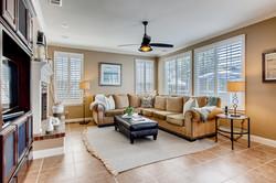 Cornerlot home in Bressi Ranch-large-008