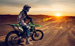 Dirt Biking