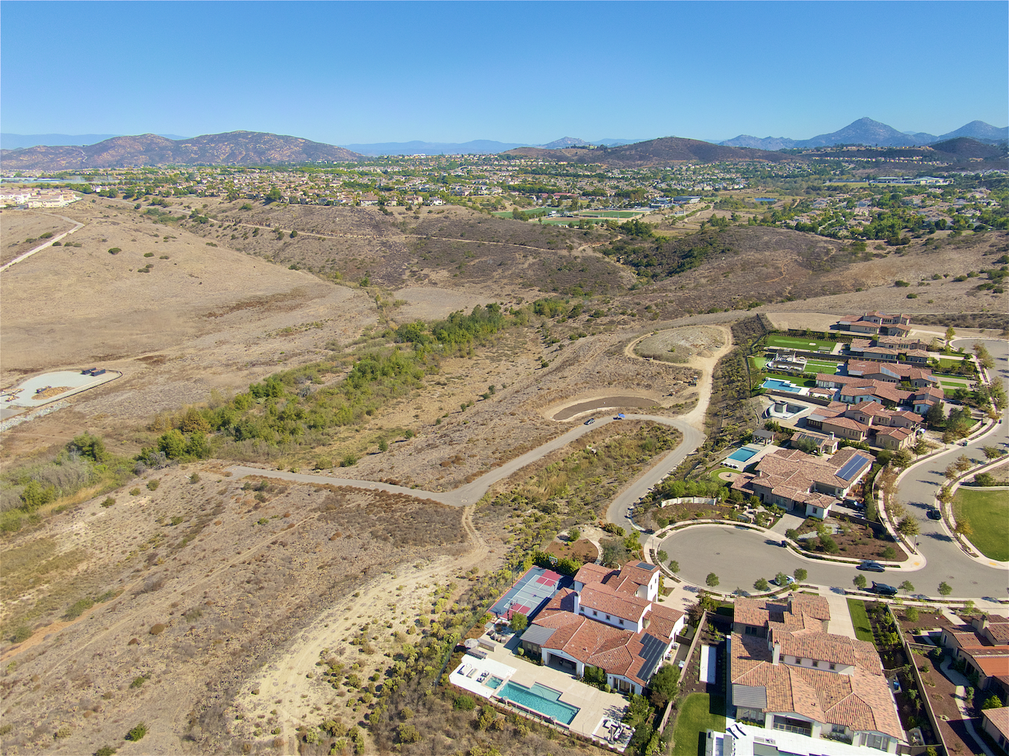 Valle Del Sur Ct Aerials 13