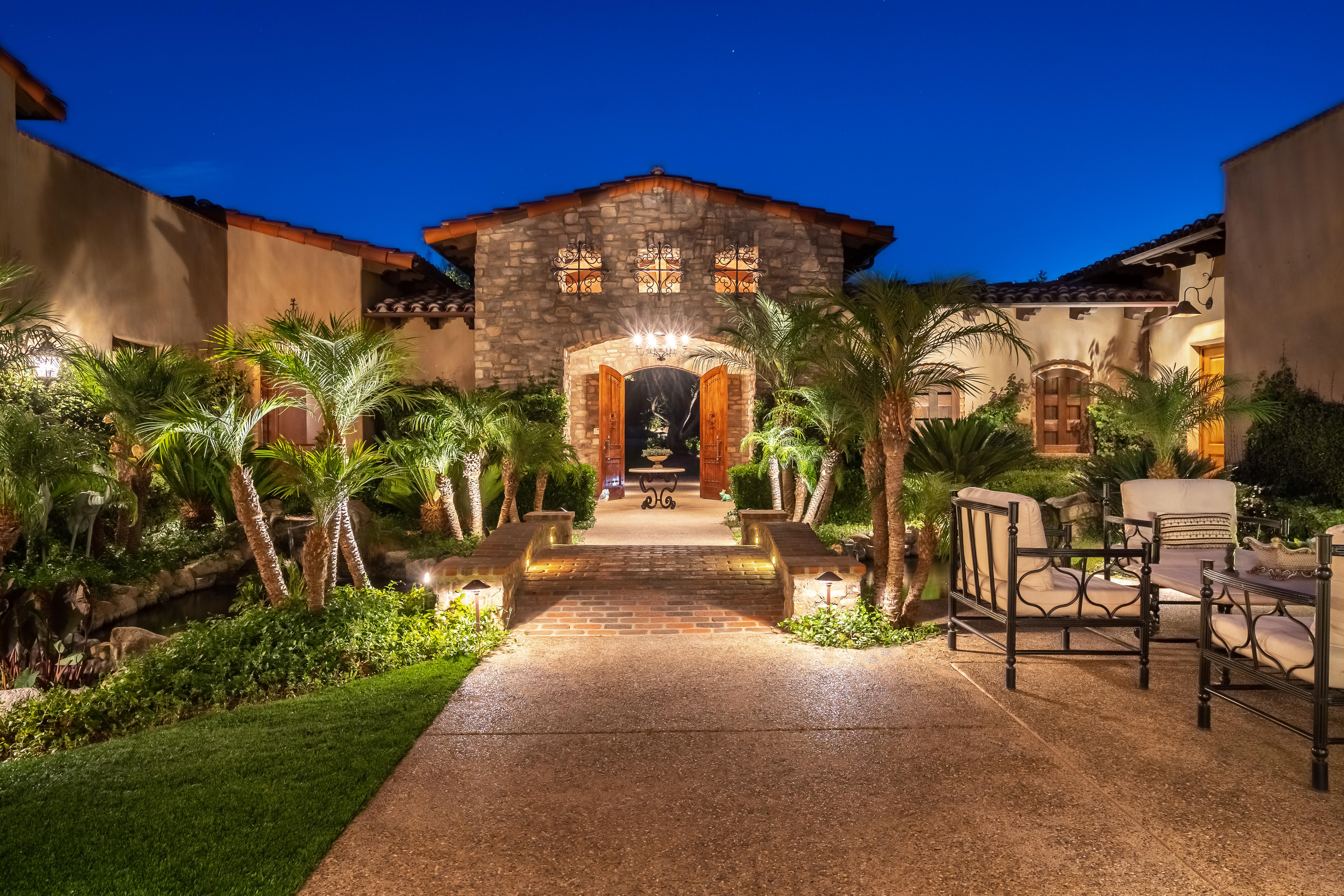 $6,995,000 Rancho Santa Fe