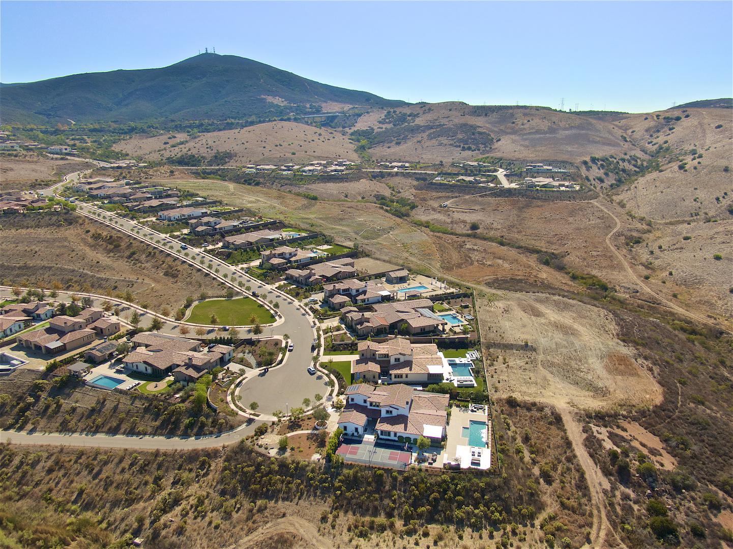 Valle Del Sur Ct Aerials 10