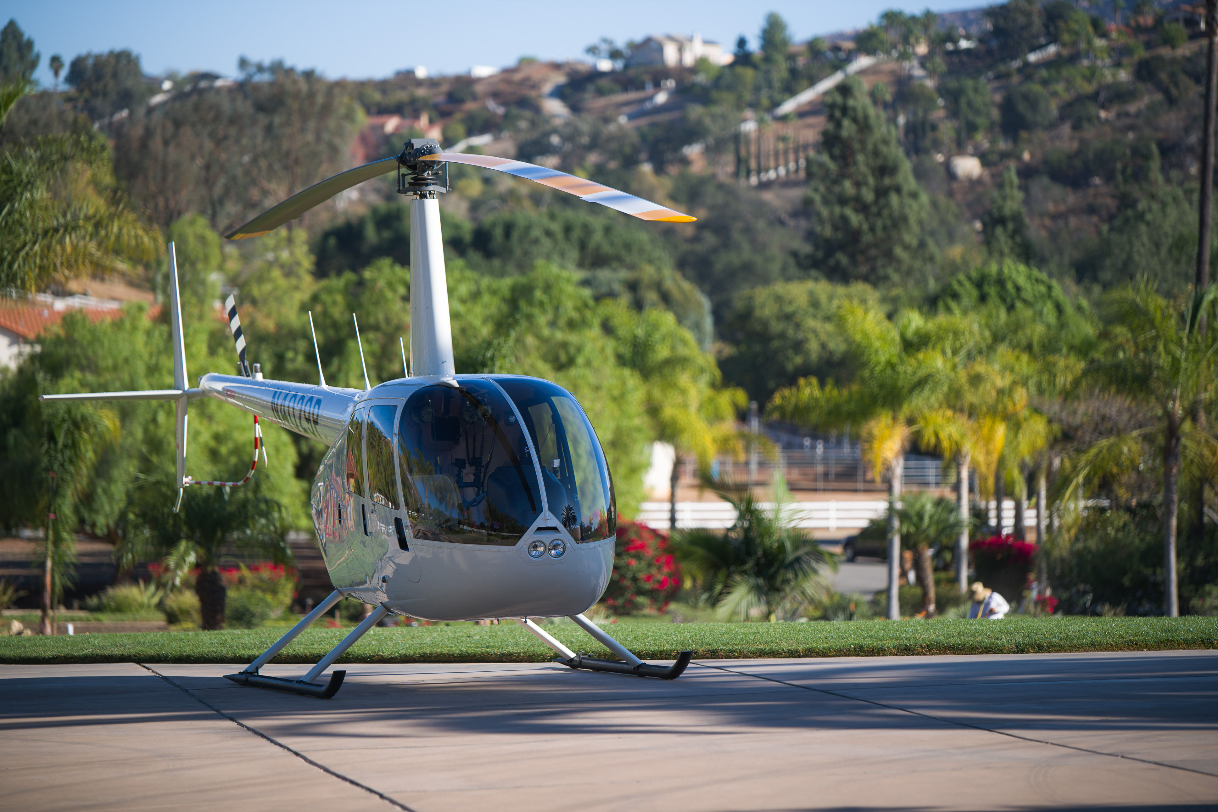 VIP Property Tour + Helicopter